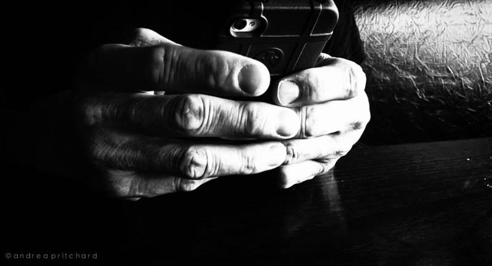 In the artists hands... AMPt_community Blackandwhite EyeEm Best Shots - Black + White The Human Condition