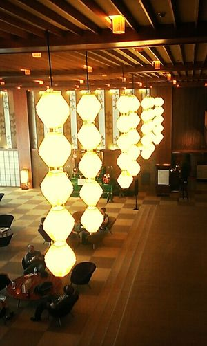Cityscapes Architecture Interior Design Light And Shadow HOTEL OKURA in tokyo