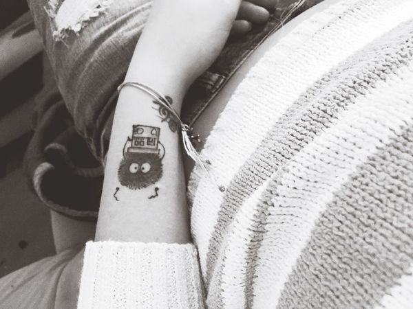 Tatto Zelda Girl