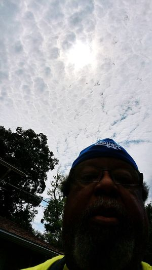 Mix Yourself A Good Time cloudy eclipse Headshot Close-up Sky Outdoors Blackberry Castle Photography Multimedia Journalist Front View Reggie Banks Sr The Week On EyeEm HUAWEI Photo Award: After Dark