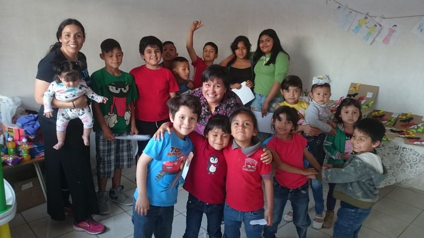 Misión Bautista El Buen Pastor Comarca Lagunera FIM Coahuila, México God Is Good God Is Great Great Colors My Habib My Beloved Son My Fadhila My Beloved Wife Claudia My Beloved Daughter Fadhila Child Boys Portrait Looking At Camera Mid Adult Girls Childhood Large Group Of People Party - Social Event Standing Cheerful Togetherness Smiling Friendship Elementary Age