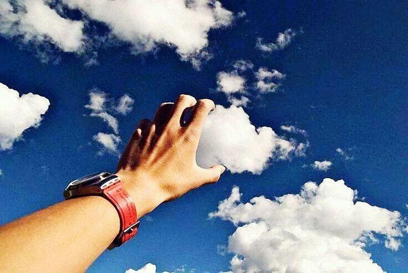 Catching Sky