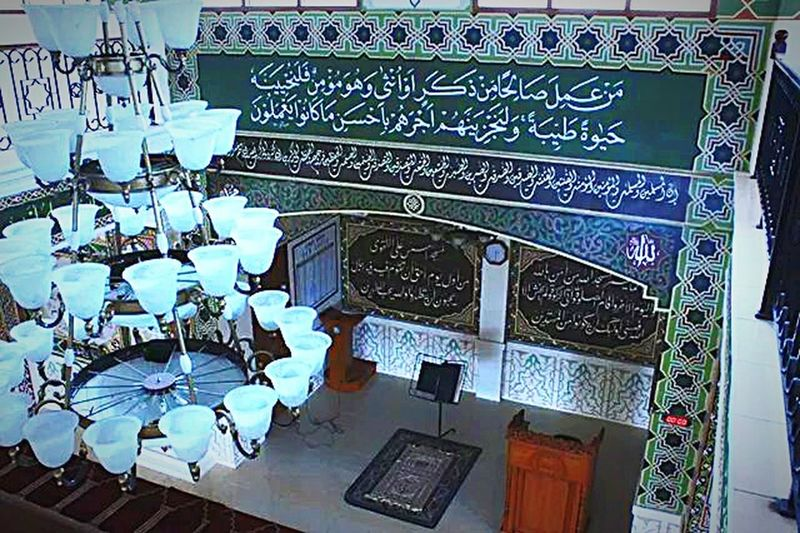 An-Nur Mosque, my boarding school's Mosque! Al-Mashum Mardiyah Islamic Boarding School♥♥ Mosque OpenEdit