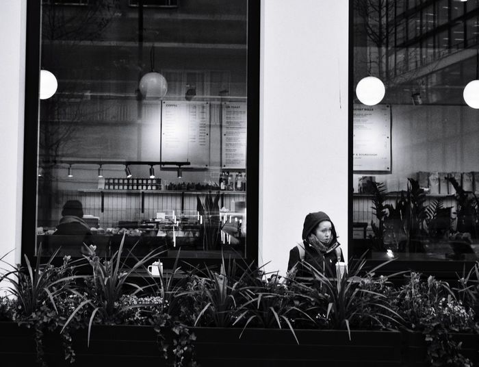 coffee shop Photowalktheworld Blackandwhite Oneplus6 Manipulation person Technology Photography Themes Illuminated Business Finance And Industry Communication Camera - Photographic Equipment Digital Camera Digital Single-lens Reflex Camera Photographing Photographer
