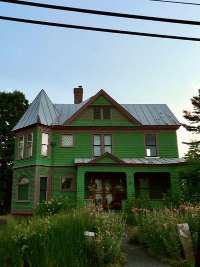 Old house Ipad