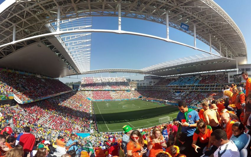 Worldcup Nederland vs. Chili !!! Picoftheday Brazil 2014 World Cup Foot Ball Check This Out