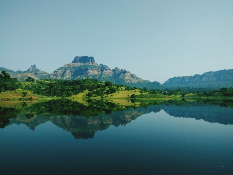 Gadeshwar Dam Landscape Panvel