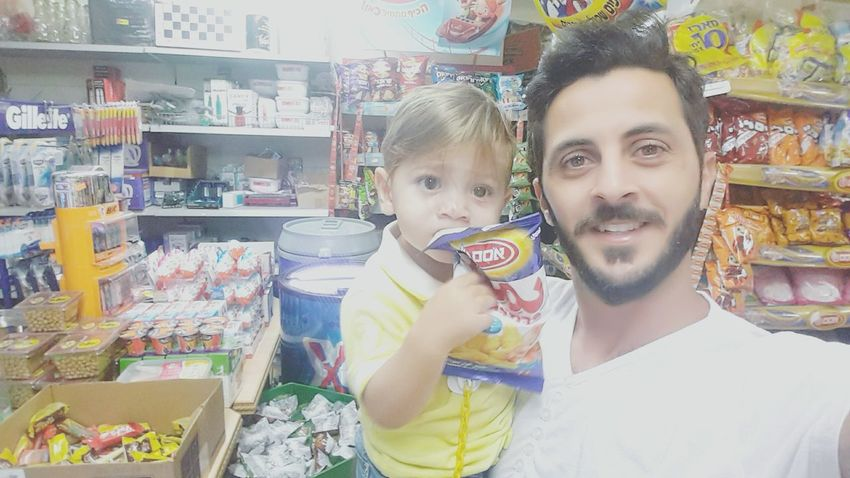 Baby Boy Child Family With One Child Store Food Sweet Food Happiness Wonderful Day Good Morning Everyone ☺ Having A Good Time🤘 Work!!!!! مشاكل 😍