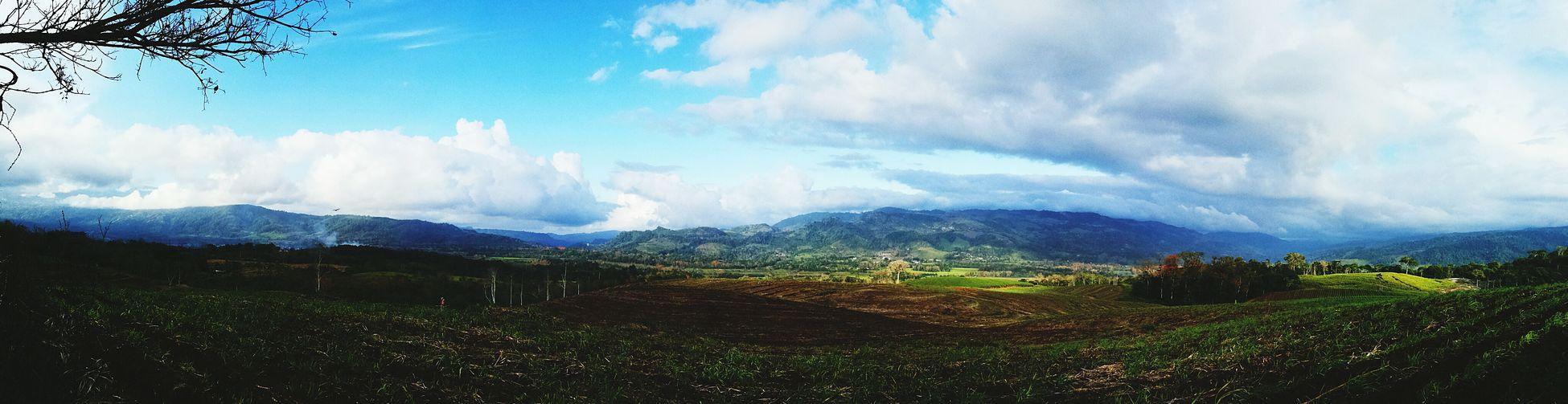 P9 Huawei Landscape Panoramic