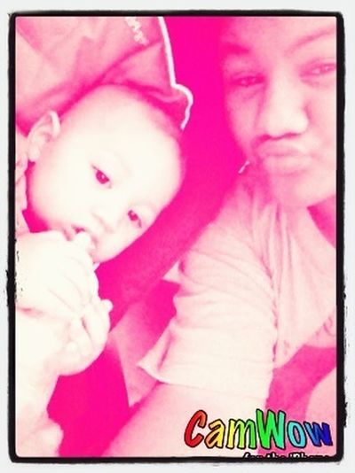 THE BABY BRUDER<3