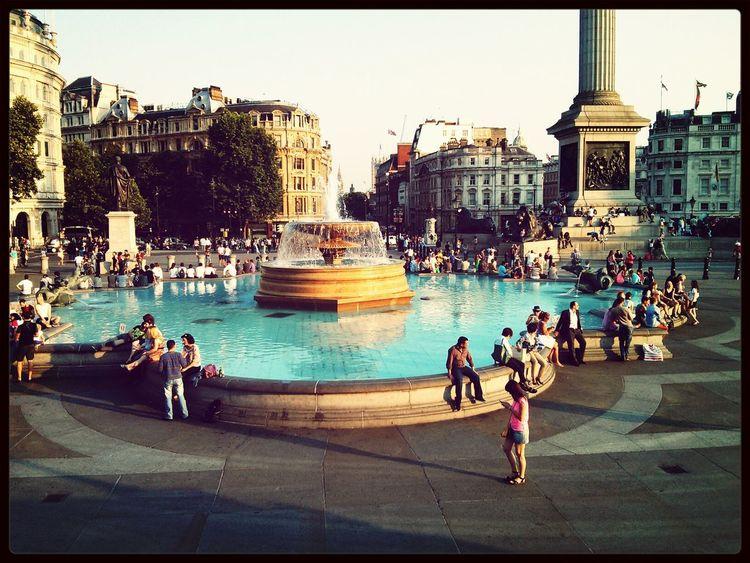 Sommer in London