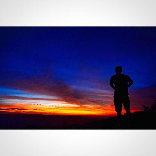Pick up the sunset Hello World Exploring Traveling Landscape Nature Sunset Enjoying Life Gunungapipurba Visitindonesia