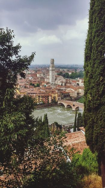Verona Italy Romeo And Juliet Veneto Volgoveneto Loveitaly Love Explore City Travel Destinations Cityscape Architecture Tree