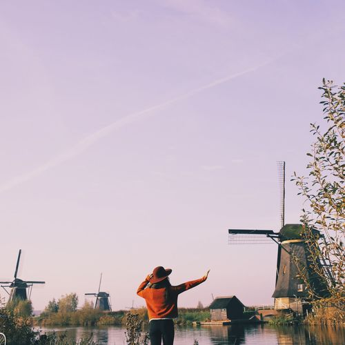 Picturing Individuality Seeing The Sights Travel Photography The Traveler - 2015 EyeEm Awards Holland Netherlands Windmill Eurotrip Showcase: November The Tourist The Portraitist - 2016 EyeEm Awards Girl Power Feel The Journey Connected By Travel Lost In The Landscape