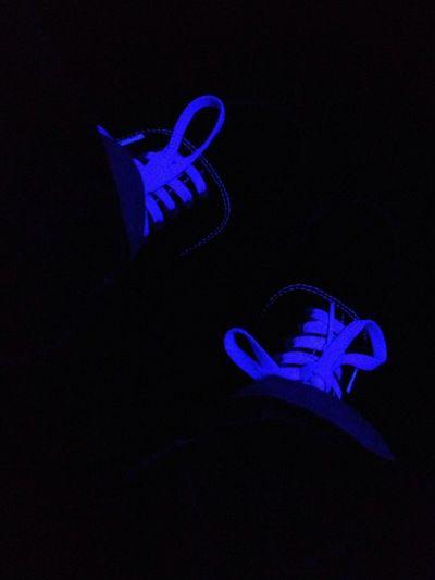 Glow Laces. NO EDIT.