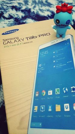 Finally!!! Android Tablet Samsung Galaxy Tab Pro 8.4 A Gift For Myself Technology I Can't Live Without