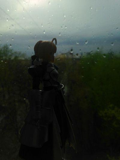 Figma Saber Actionfigure Anime Figure