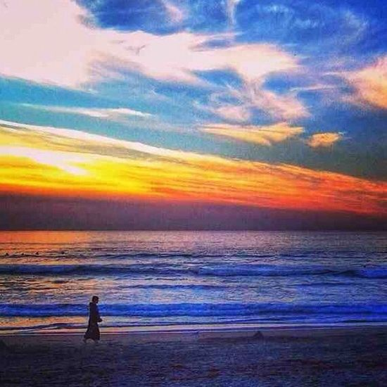 Life Is A Beach Sunsets Clouds And Sky EyeEm Nature Lover