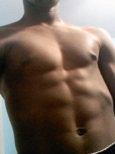 When I Thought I Was Buff!2weeks Ago