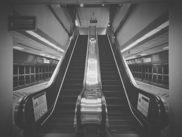 EyeEm Selects Escalators And Staircases Escalators City Escalator Escalator In Service.