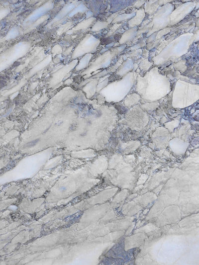 Old grey marble