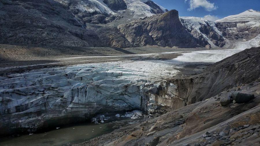 Glacier Austria