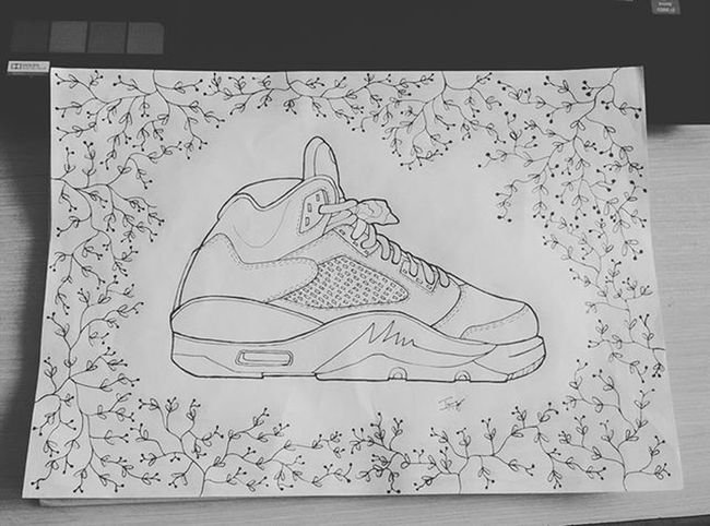 An artwork for my friend Amazing Fun Photoframe Swag Igers Style Awesome Doodler Drawing Featuregalaxy Pencil Thecreative Illustration Instapic Crazythoughts Doodle Photooftheday Picoftheday Artoftheday ArtWork L4l Likeforlike Like4like Instaart Photomanipulation drawingoftheday artist shoes nike addidas