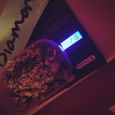 21 Grams Of That Bombass Weed