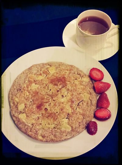 Pancake is the best choice for Breakfast to Morning Start  and to Stay Smiling, Stay Happy (: