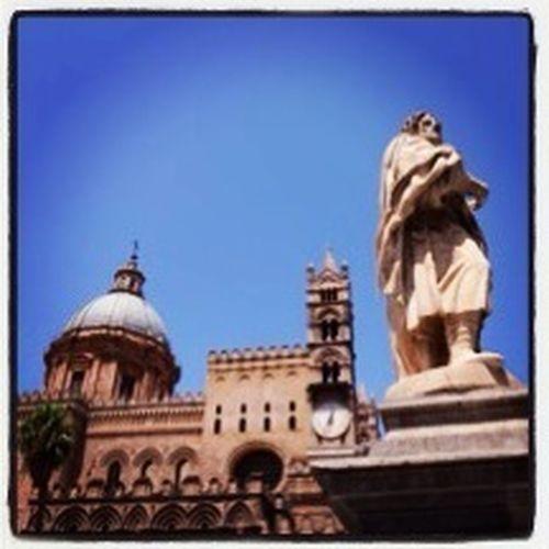 Palermo Italy Taking Photos Enjoying Life
