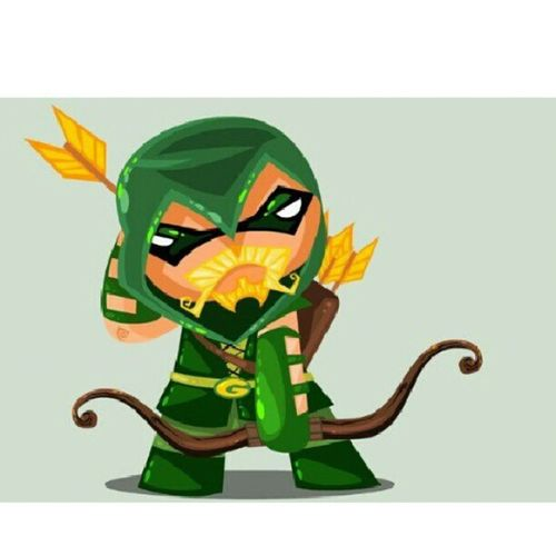 Justiceleague Greenarrow Arrow