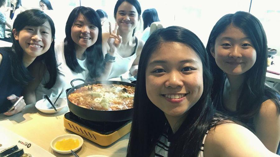 Chiu's2016 Ldaypay 20160701 Happy Love 部隊鍋!!😋🍴