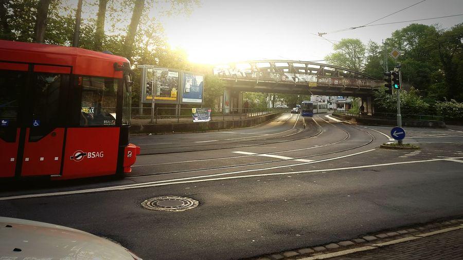 The Essence Of Summer Germany Bremen City Morning Sunnyday☀️ City Life