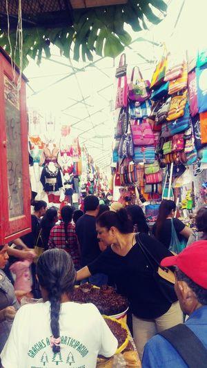 Mercado Oaxaqueño!💛