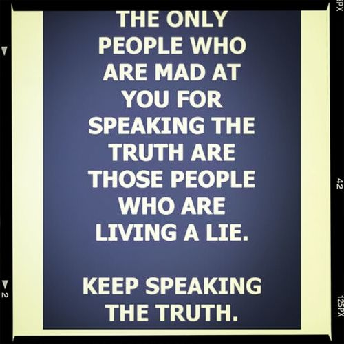 THIS THAT TRUTH THOO IDGAF Stay Mad