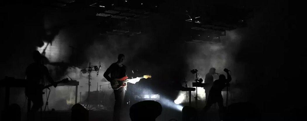 NIN_Cleveland_2013 Monochrome Music Eyeem Shows Silhouette