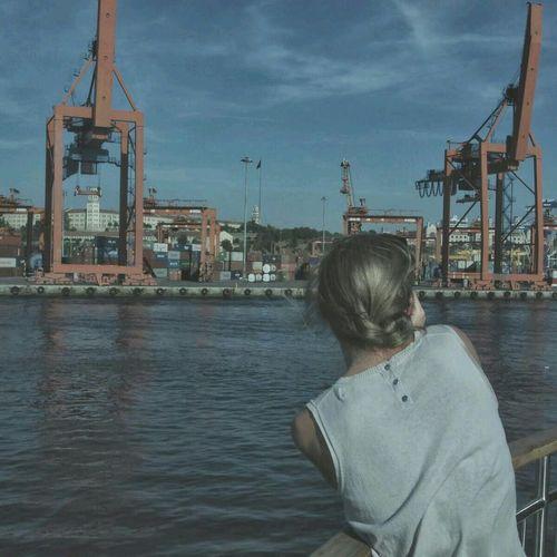 Color Portrait Olympus Rihtim Women #urbanana: The Urban Playground