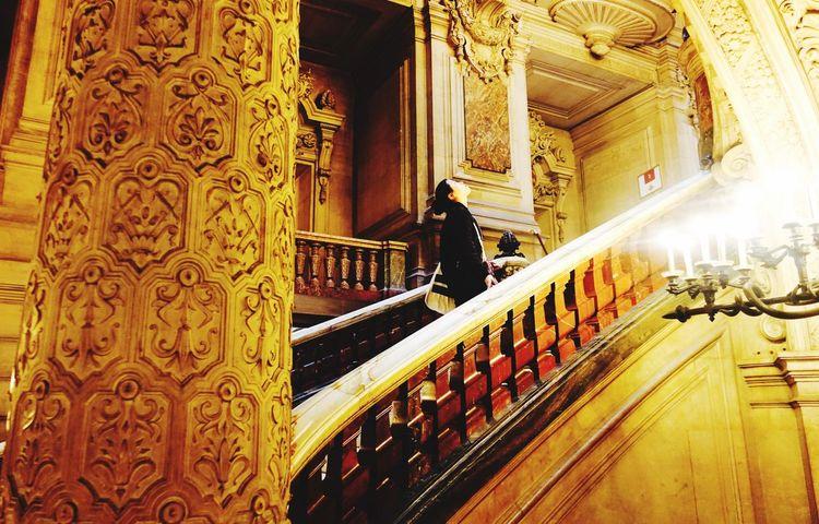 Paris ❤ Ópera De Paris