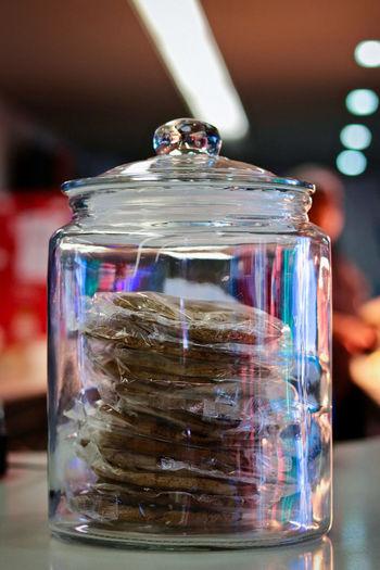 Big cookie jar