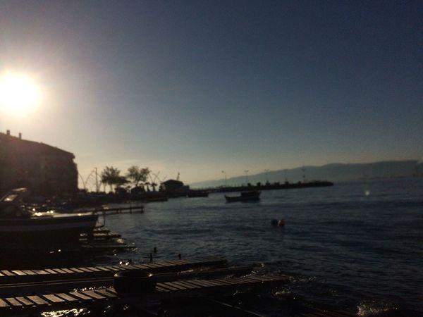 Turkey Kocaeli Degirmendere Sea EyeEm Photo Sky Weather