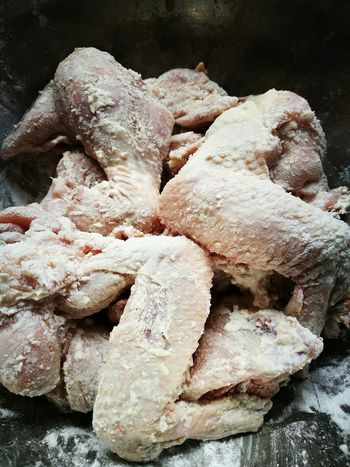 Flour Cooking At Home Cooking Dinner Cooking Utensil Cooking Ingredients Cookingwithlove Dinner Last Night Day Close-up Food Freshness Chicken Chickenwings