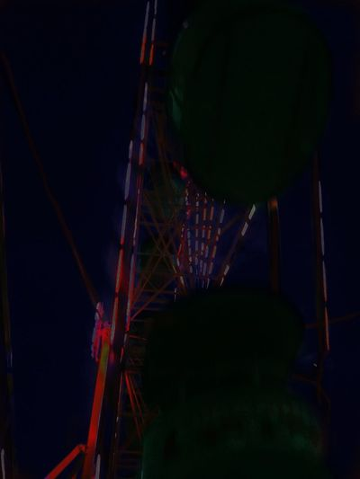 Outdoors Night EyeEm Selects Northern California Carnival Rides Summertime No People Sunset Landscape Adventure Summer Fun Enjoying Life Random Acts Of Photography Close-up
