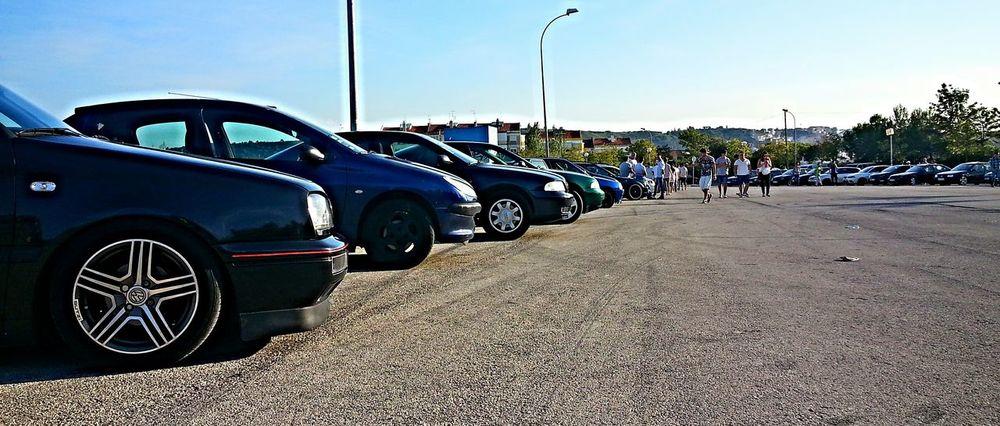 Meet Colinas 2014 Concentração de Automóveis