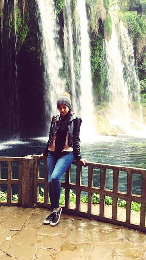✌ Taking Photos That's Me Check This Out Relaxing Hi! Enjoying Life Fresh Air... Geography Trip Antalya Turkey Duden Waterfall Beauty Cypriot Nature