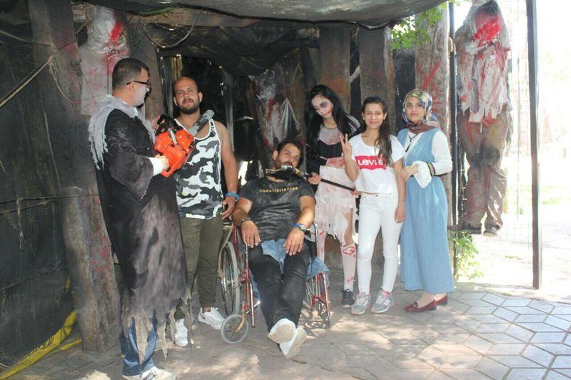 Antalya Turkey People Women Fear DinoPark @deephouse07