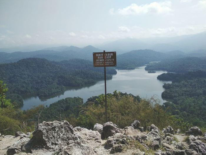 BUKIT TABUR FAREAST Hiking Adventure Malaysia MelawatiHill Taburhill Outdoors