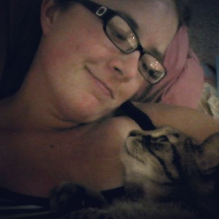 Hi mama. I know I am so super cute you can barely stand it Meow Catladyproblems Snuggleslut Snugglebug cantgetcloseenough