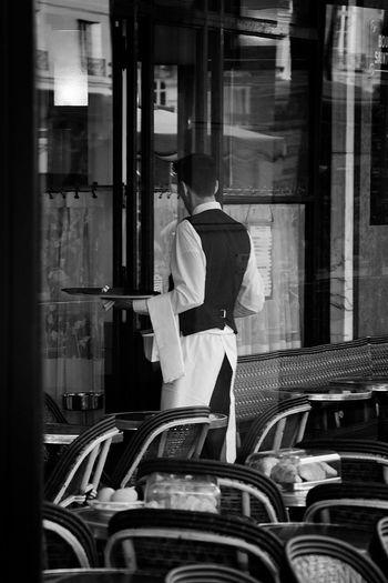 CafeinParis🇫🇷 ☕️ Brasserie Coffee Fashion France ParisianLifestyle SaintGermaindesPres Terrace Thisisparis Blackandwhite Cafe Cafe Time Frenchlifestyle Frenchphotographer Frenchstyle Lifestyles Parisjetaime Real People Restaurant Rivegauche Saintgermain Stgermain Stgermaindespres Streetphotography Style Waiter