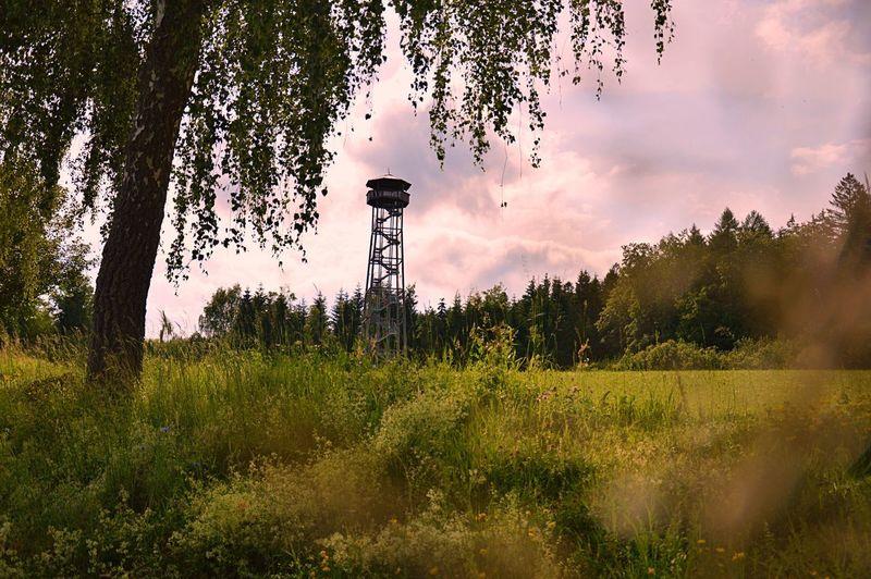 Tower in Black