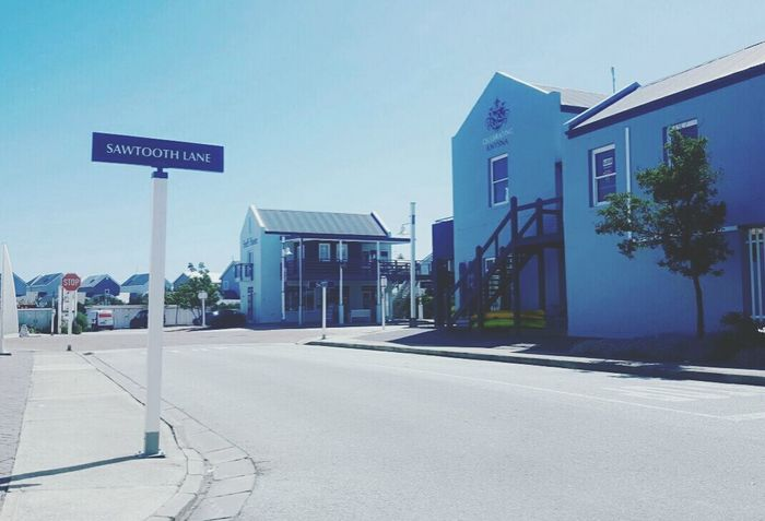 Sawtooth Lane... Architecture Built Structure Outdoors Day No People Building Exterior City Sky Destinations South Africa Knysna The Architect - 2017 EyeEm Awards EyeEmNewHere